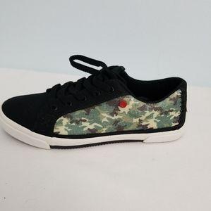 NWB Ugg Glitter Camo Girls Shoes 80520-1 S4